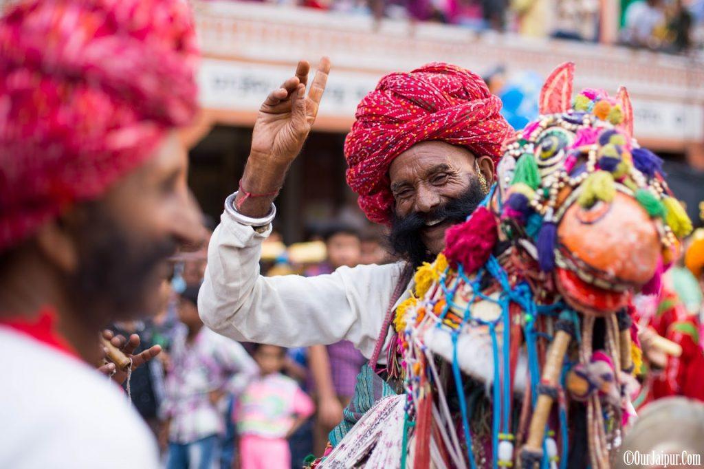 Rajasthani taau