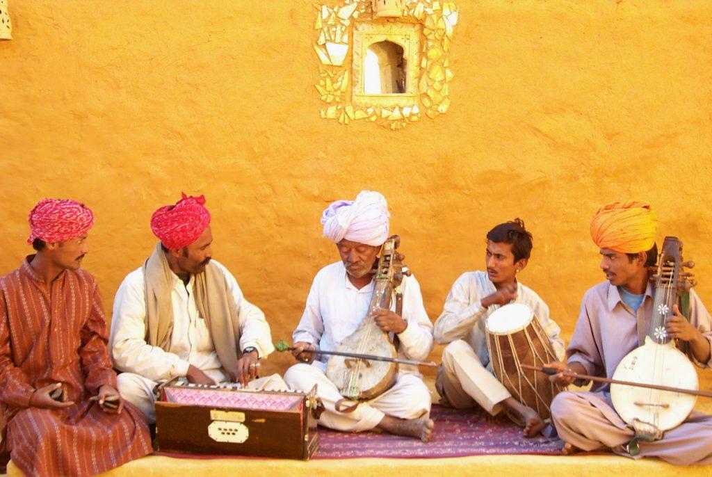 manganiyar music session