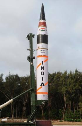 agni 6 missile
