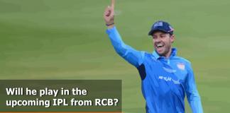 de Villiers retirement