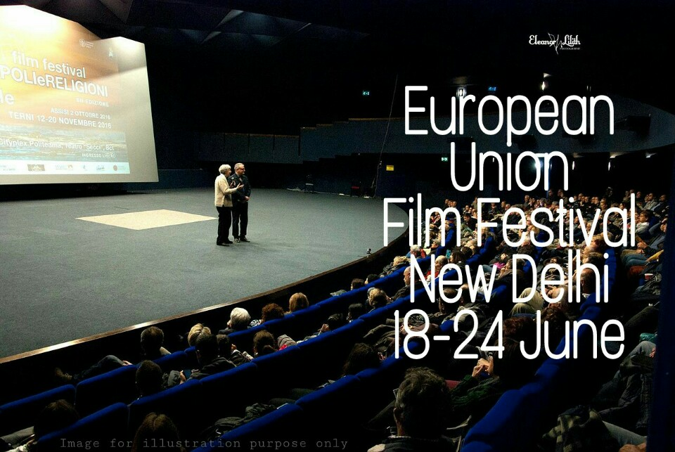 European Union Film Festival In Delhi