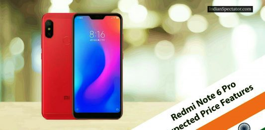 Redmi note 6 pro india launch