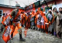 BJP Scores Victory