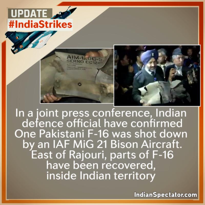 india strikes
