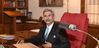 S Jaishankar Sworn
