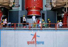 ISRO launches Risat 2b