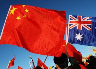 Australia countering China