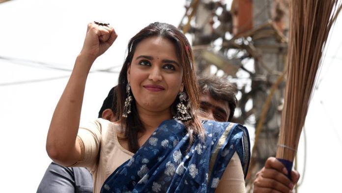 Swara Bhaskar NCW